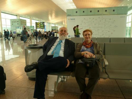 DG Barcelona airport'11