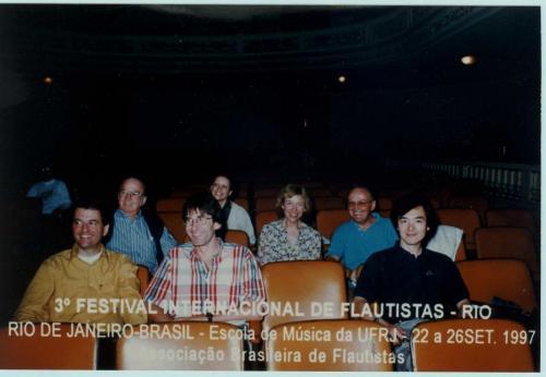 Rio'97Jury3°Flautistas