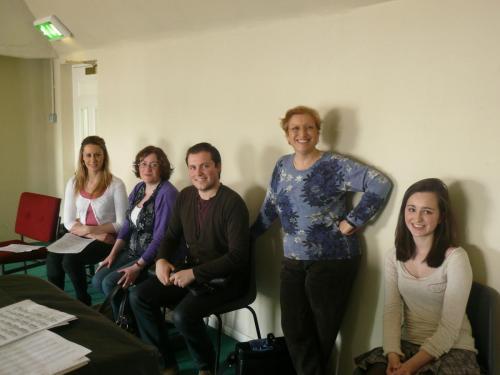 Dublin M.class Erasmus '11