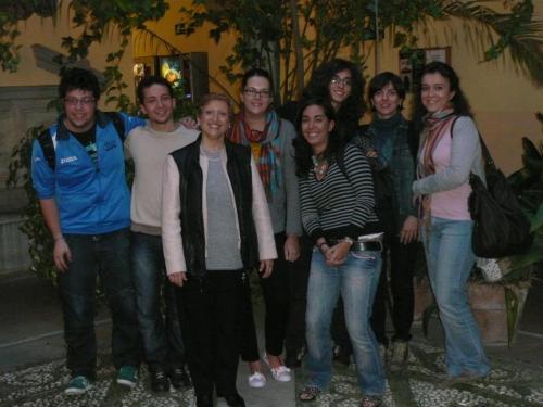 Masterclass Granada'11