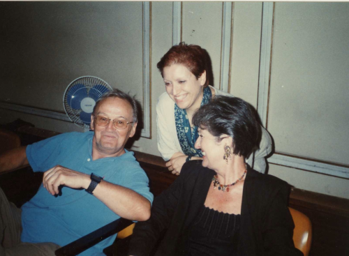 RIO 1997 UFRJ - m°MARION e signora