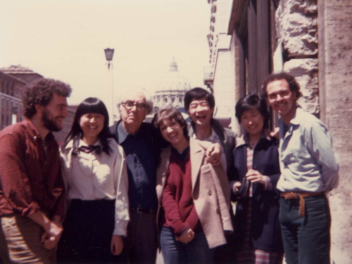 ROMA ACC.NAZ.S.CECILIA - BRENGOLA classe musica da camera '82