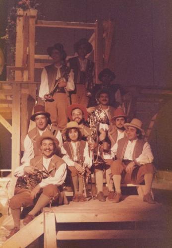 OperaRoma '79 Esilir d'amore